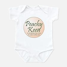 Peachy Keen Charm Infant Bodysuit