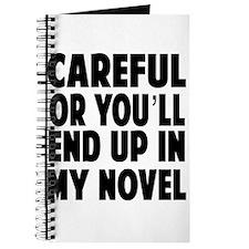 Careful end up my novel 2 Journal