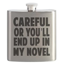 Careful end up my novel 2 Flask