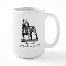 American Staffordshire Terrier Mug