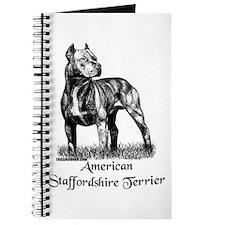 American Staffordshire Terrier Journal