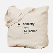 Chemistry teacher Tote Bag
