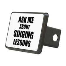 Ask me about Singing lessons Hitch Cover