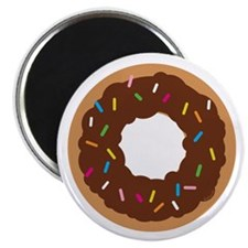 Doughnut! Magnets