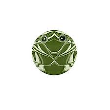 Froggy Mini Button