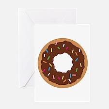 Doughnut! Greeting Cards