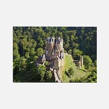 Burg Eltz Castle Germany Rectangle Magnet