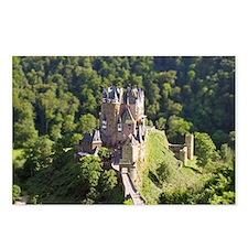 Burg Eltz Castle Germany Postcards (Package of 8)