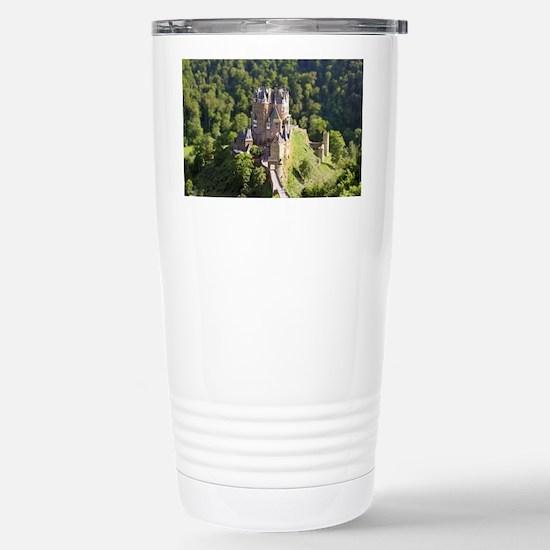 Burg Eltz Castle German Stainless Steel Travel Mug