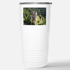 Burg Eltz Castle German Travel Mug