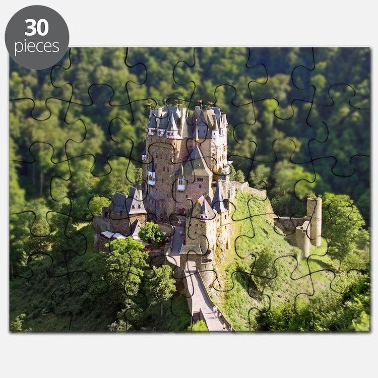 Burg Eltz Castle Germany Puzzle