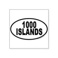 1000islands Sticker