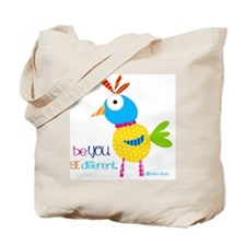 girlie chick Tote Bag