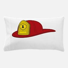Cute firefighter hat Pillow Case