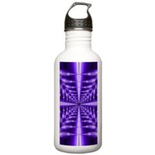 Optical illusion Water Bottle