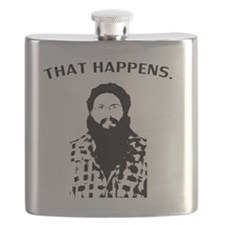 Spencer D&D That Happens Flask