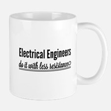 Electrical engineers resistance Mugs