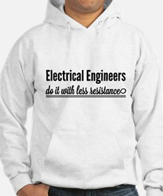 Electrical engineers resistance Hoodie