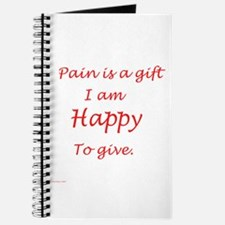 Give the gift of Pain Journal