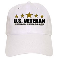 U.S. Veteran Still Strong Baseball Cap