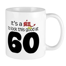 Look Good 60 Birthday Mug