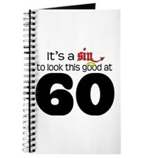 Look Good 60 Birthday Journal