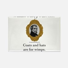 William Henry Harrison Magnets