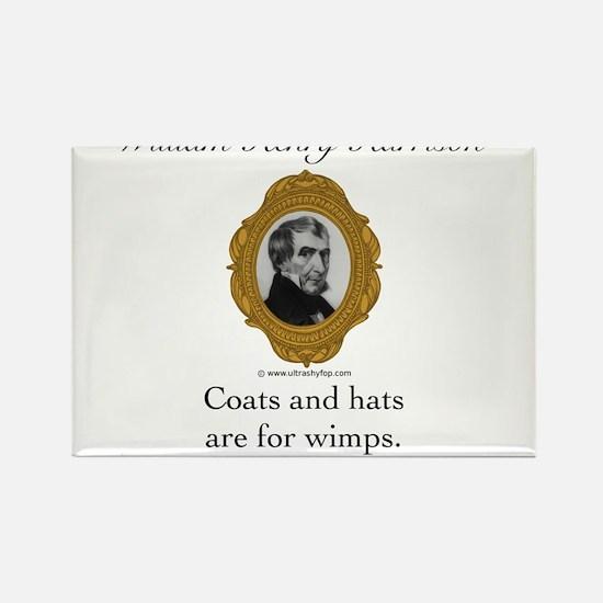 William Henry Harrison Magnets