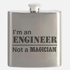 Engineer, not magician Flask