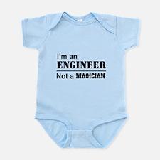 Engineer, not magician Body Suit
