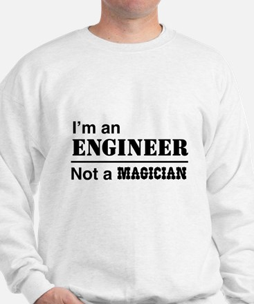 Engineer, not magician Jumper