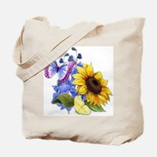 Sunflower Mix Tote Bag