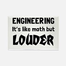 Engineering math but louder Magnets