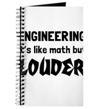 Engineering math but louder Journal