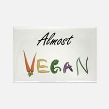 Almost Vegan Magnets