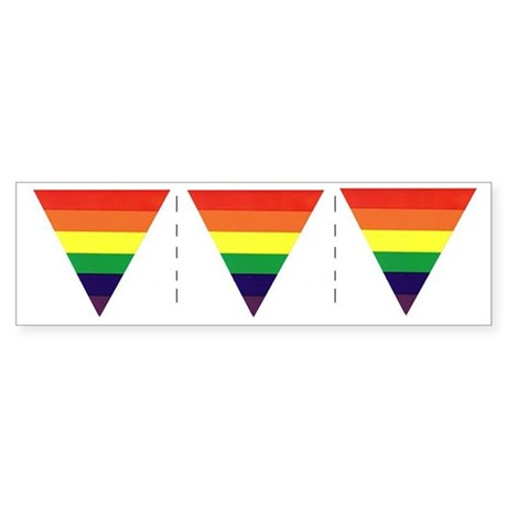 Three Triangles Share-a-Sticker