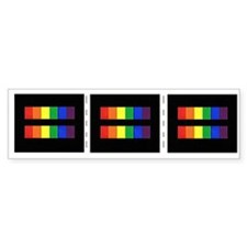 Rainbow Equality Share-A-Bumper Stickers