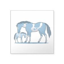 I Love Horse Sticker