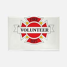 Fire department volunteer Magnets