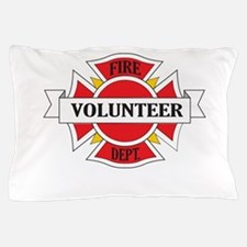 Fire department volunteer Pillow Case