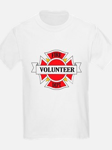 Fire department volunteer T-Shirt