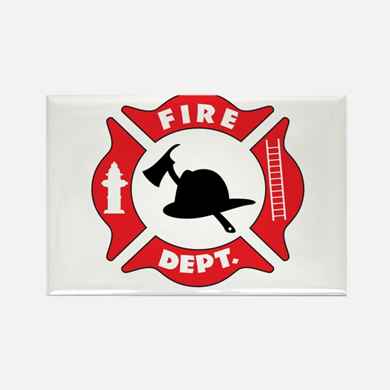 Fire department 2 Magnets