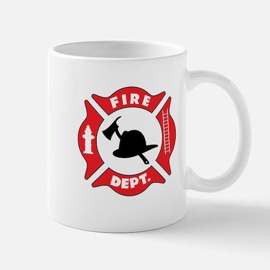 Fire department 2 Mugs
