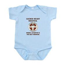 SACRED HEART HOSPITAL Infant Bodysuit