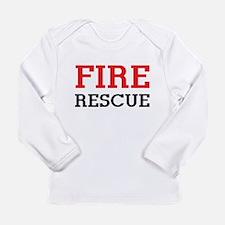 Fire rescue Long Sleeve T-Shirt