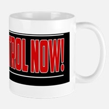 Border Control Now! Mug