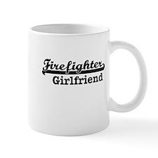 Firefighter girlfriend Mugs