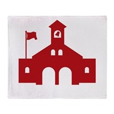 Firehouse Throw Blanket