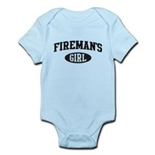 Fireman's girl Body Suit