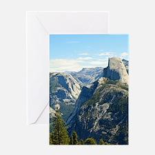 Yosemite Greeting Card
